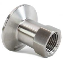 "1.5"" Tri Clamp x 1/2"" Female NPT"