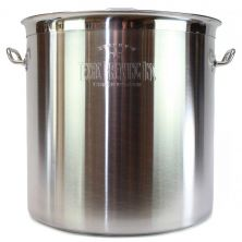 20 Gallon Tri Ply Bottom Brew Kettle