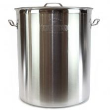 30 Gallon Tri Ply Bottom Brew Kettle