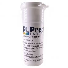 pH Test Strips - Beer Range - 4.6-6.2