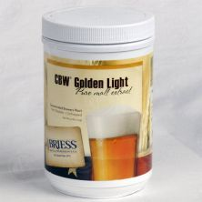 Briess Golden Light LME (Liquid Malt Extract) - 3.3 lbs. Jar