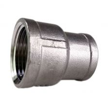 "3/4"" FPT x 1/2"" FPT Coupler"