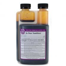 IO Star Sanitizer - 16 oz.
