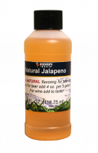 Jalapeno Flavoring Extract 4 oz.
