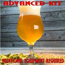 Jerrod's Ginger Saison - All Grain Beer Recipe Kit