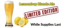 Lemondrop Blonde - All Grain Beer Recipe Kit