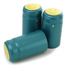 METALLIC SOLID GREEN PVC SHRINK