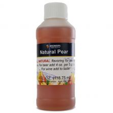Pear Flavoring Extract 4 oz.
