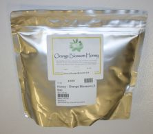 Orange Blossom Honey 3 lbs.