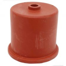 Rubber 50mm Carboy Cap