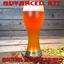 Sam Houston Hefeweizen - All Grain Beer Recipe Kit