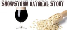Snowstorm Stout - All Grain Beer Recipe Kit