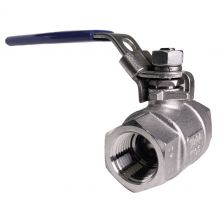Stainless Ball Valve - 1/2""