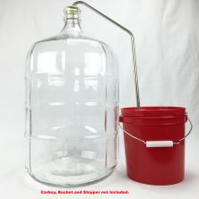 Stainless Steel Blow Off Tube for Carboy