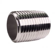 Stainless Nipple 1/2 in x 1""