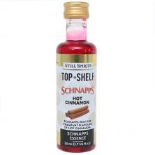 Still Spirits Top Shelf Hot Cinnamon Schnapps Flavor Essence