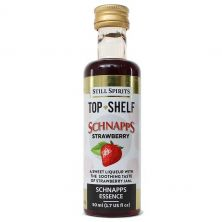 Still Spirits Top Shelf Strawberry Schnapps Essence