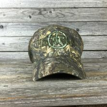 TBI Real Tree Camo Trucker Cap