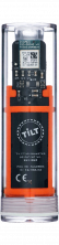 Tilt Hydrometer - Wireless Hydrometer and Thermometer - Orange
