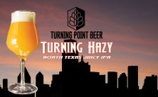 Turning Hazy - North Texas Juicy IPA - All Grain Beer Recipe Kit