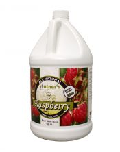 VINTNER'S BEST RASPBERRY FRUIT WINE BASE - 128 oz.