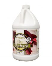 VINTNER'S BEST RHUBARB FRUIT WINE BASE - 128 oz.