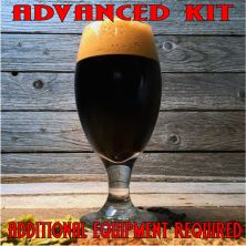 Whiskey Barrel Stout - All Grain Beer Recipe Kit