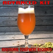 Gourdian Angel Pumpkin Ale - All Grain Beer Recipe Kit