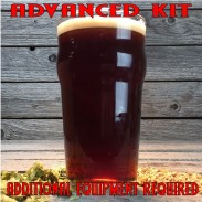 Oat Roper - Oatmeal Brown Ale - All Grain Beer Recipe Kit