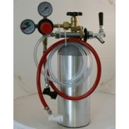 Premium Kegging Kit - Ball Lock