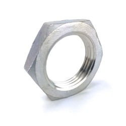 "1"" stainless Steel NPT Locknut"