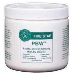 PBW - 1 Pound (Powdered Brewery Wash)