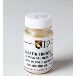 Gelatin Finings 1 oz