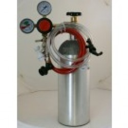 Economy Kegging Kit Ball Lock