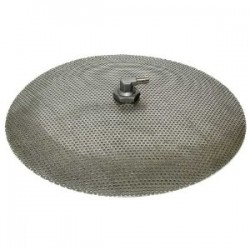 Stainless Steel False Bottom 9""
