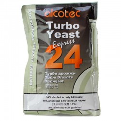 ALCOTECH 24 Hour Turbo Yeast