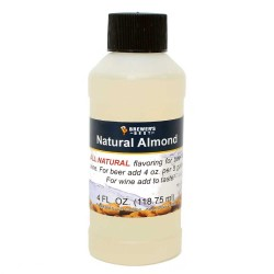 Almond Flavoring Extract 4 oz.