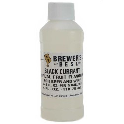 Black Currant Flavoring Extract