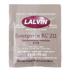 RC 212 Lalvin Wine Yeast