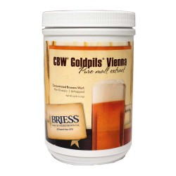 Briess Goldpils Vienna LME (Liquid Malt Extract) - 3.3 lbs. Jar