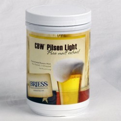 Briess Pilsen Light LME (Liquid Malt Extract) - 3.3 lbs. Jar