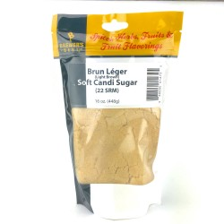Brun Leger Soft Candi Sugar