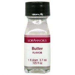 Butter Flavoring - 1 Dram