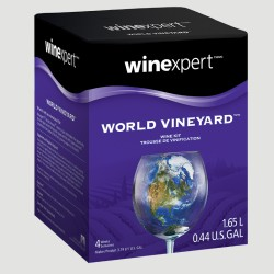 World Vineyard California Cabernet Sauvignon - 1 Gallon Wine Kit