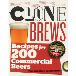 CloneBrews: Homebrew Recipes for 150 Commercial Beers (2nd Edition)