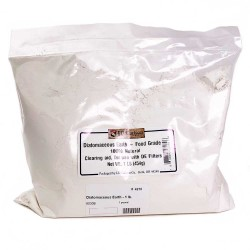 Diatomaceous Earth - 1 lb.