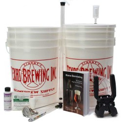 Economy Homebrew Equipment Kit - Texas Brewing Inc.