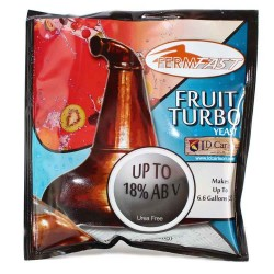 FERMFAST FRUIT TURBO YEAST 120 GRAM (UREA FREE)