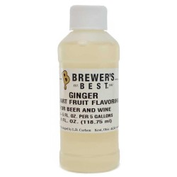 Ginger Flavoring Extract 4 oz.