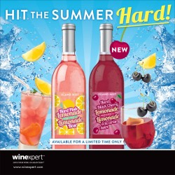 Island Mist Hard Black Cherry Lemonade Wine Kit - Limited Edition